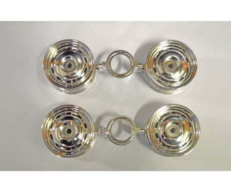tamiya Wheels (4 pcs.) for 58383