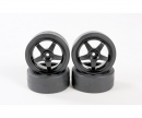 tamiya Tire(w/Wheel) (4 pcs.)for58386