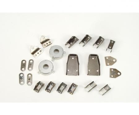 tamiya Metallteile-Beutel A Vorderachse 56301