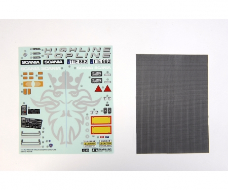 tamiya Sticker Bag for 56318