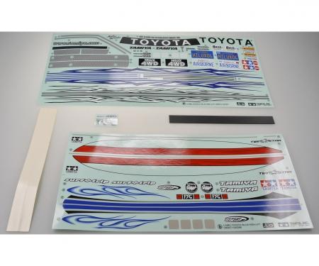 tamiya Sticker Bag Toyota Hilux for 58397