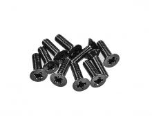 3x10mm Kopfschraube gesenkt (10)