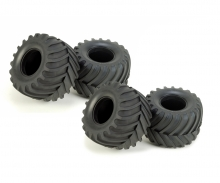 Tire(1set) for 58063