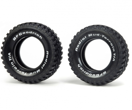tamiya 1:10 Tire(2) 26mm for 58132