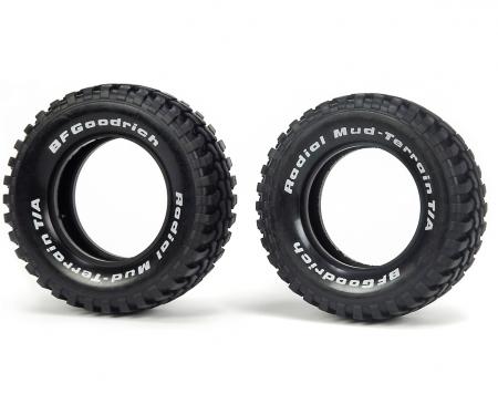 tamiya Tire(2) for 58132