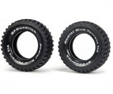 tamiya 1:10 Tire(2) 26mm for 58132