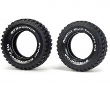tamiya Tire(2) for 58132