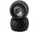 Rear Tire & Wheel (2) for58242