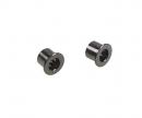 tamiya 4.5x3.5mm Flanged Tube(2 pcs.)