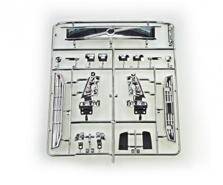 tamiya N-Teile Chrom Volvo FH16 56360