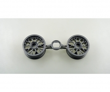 tamiya Rear Wheel (2) : 47443 3mm