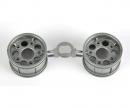 tamiya Porsche 911 RSR Felge hin. sil. 30mm (2)