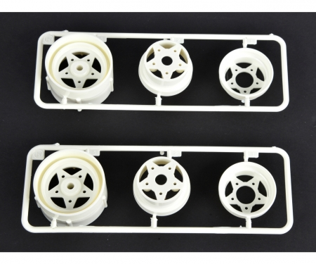 tamiya R-Parts 3pcs. Wheels rear (2) 58441/452