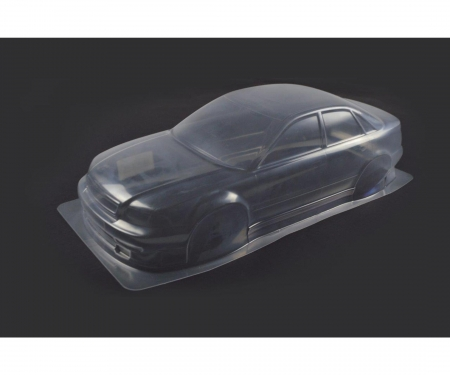 tamiya BODY w/o HOLES(TRANSPARENT:1.0t) : 58182