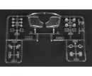 tamiya AA Parts Clear Parts MB Actros 56335