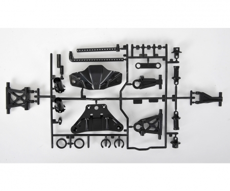 TT-02T B Parts Suspension/Bumper (1)