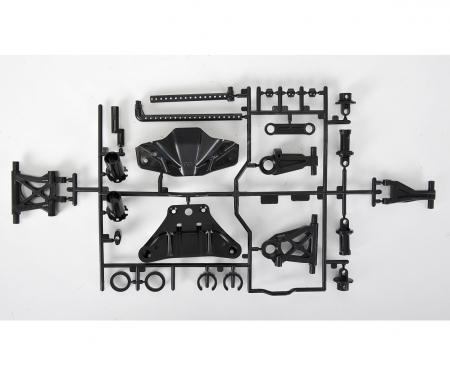 TT-02T B-Teile Aufhängung/Stoßfänger (1)