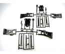tamiya TT02B C Parts Suspension Arms/Body Mount