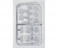tamiya DD Parts Clear Parts Light bar 56348