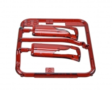 tamiya BB-Parts Taillight Glases red 56325
