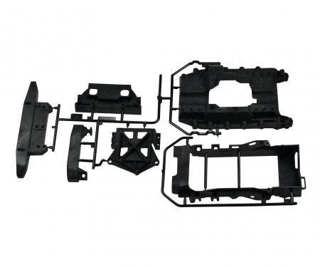 tamiya CC-02 E-Teile Chassis/Akkuhalter