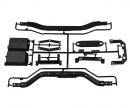 CC-02 F-Teile Chassis/Rahmen