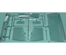 tamiya S-Parts Windows-Set MAN TGX 56325