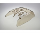tamiya L Parts Windshield (Clear) 58618 Mt.Be.