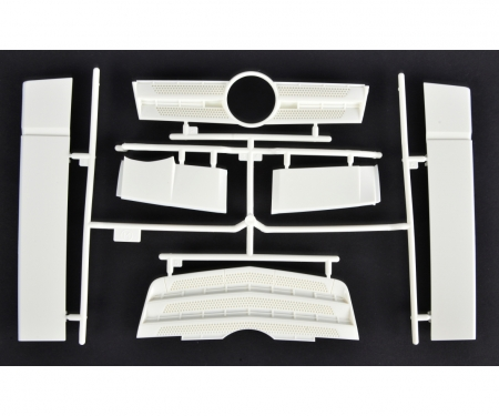 M-Teile Frontgrill MB Actros 56335