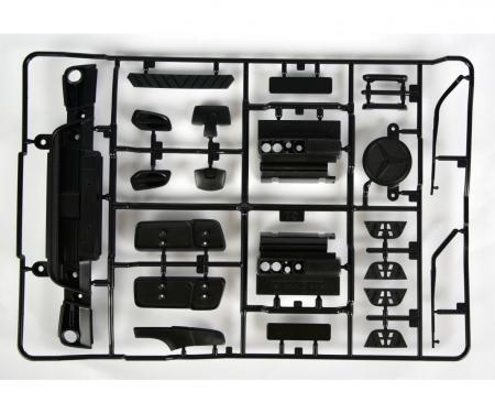 tamiya R Parts Fr.intake grille MB Actros 56335