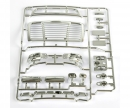 tamiya M Parts Radiator grill/Light cases 56340