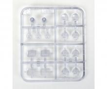 K-Teile Glaseinsatz Klar Grand Hauler