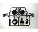 tamiya K Parts Fr. Steering Arm 58618 Mt.Beetle