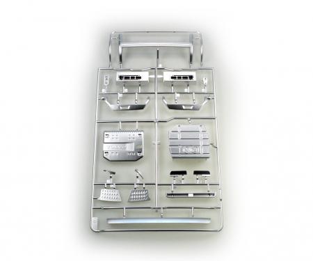 tamiya K-Parts Bag Fitting Parts (K) : 56360