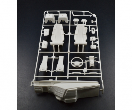 tamiya L-Parts Bag(L) Cockpit Volvo : 56360