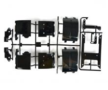 tamiya Y-Parts Mud Guard/Fender MAN TGX 56329