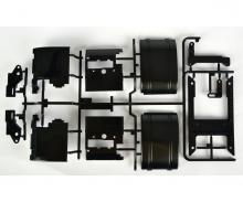 tamiya Y Parts Rear Fender (1) MB Actros 56335
