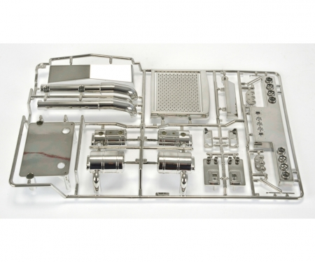 tamiya Q-Parts Radiator grill Grand Hauler