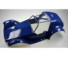 Holiday Buggy Karosserie Blau 58470