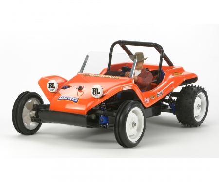 tamiya DT-02 Body ABS Sand Rover 58500
