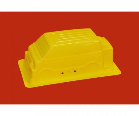 tamiya Kar. 1:24 Lunch Box Mini Gelb 57409