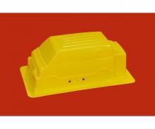 tamiya Kar. Lunch Box Mini Gelb 57409
