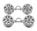 tamiya Wheel (x4) : 58675 MB G500