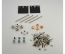 tamiya Metal Parts Bag H Volvo : 56360