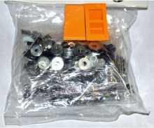 tamiya METAL PARTS BAG J : 56362