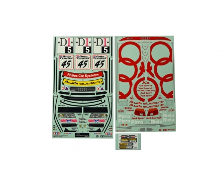 tamiya STICKER BAG : 47414