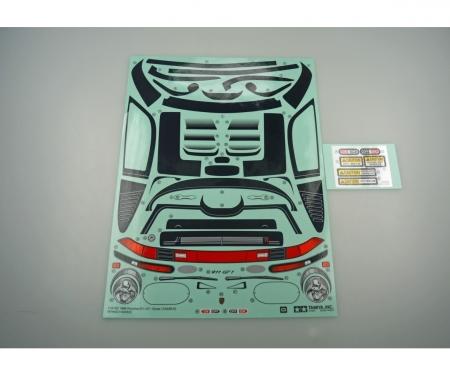 tamiya Sticker Bag : 47443