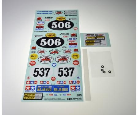 Sticker-Beutel Sand Scorcher 58452