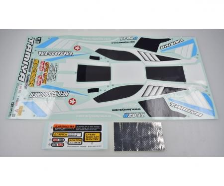 tamiya Sticker Set Neo Scorcher 58568