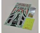 tamiya Sticker Racing Fighter 58628